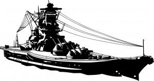 戦艦と軍艦の違いをわかりやすく解説します!