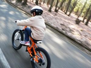 子供の自転車 短時間で乗れる簡単練習方法