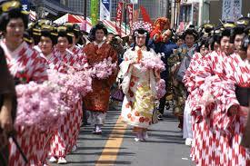 姫様道中 2015年の日程と見どころ