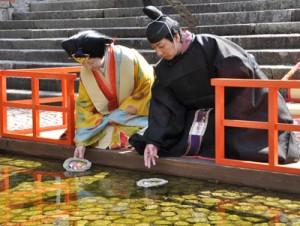下鴨神社の流しびな 2015年の日程と見どころ