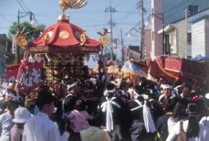 おかえり祭り 2015年の日程と見どころ