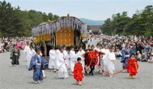 京都葵祭 2015年の日程と見どころ