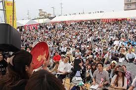 どろめ祭り 2015年の日程と見どころ