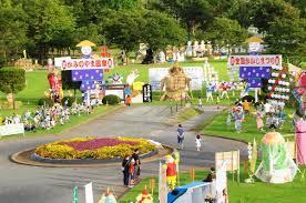 かみのやま温泉全国かかし祭り 2015年の日程と見どころ