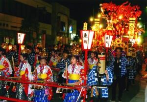 花巻祭 2015年の日程と見どころ