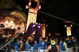 加賀・山代温泉の八朔祭り 2015年の日程と見どころ