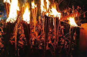 鞍馬の火祭 2015年の日程と見どころ