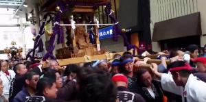 甲府えびす講祭り 2015年の日程と見どころ