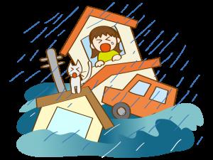 「避難勧告」「避難指示」「避難命令」の違いをわかりやすく解説します