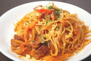 イタリアにはないスパゲッティーナポリタン 名前の由来を調べてみました