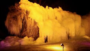 西湖樹氷まつり 2016年の日程と見どころ