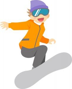 スノーボード初心者が知っておきたい服装と用意するもの