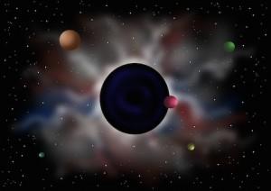 ブラックホールとは?3分でわかる簡単解説