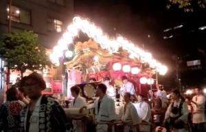 くらやみ祭り 2016年の日程と見どころ