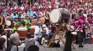 成田太鼓祭 2016年の日程と見どころ