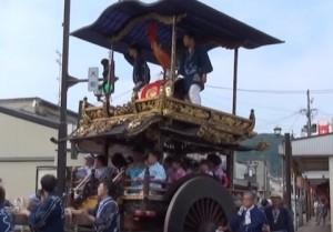 村上大祭 2016年の日程と見どころ