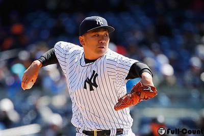 ヤンキース田中マー君の肩に不安!?開幕戦の投球への評価