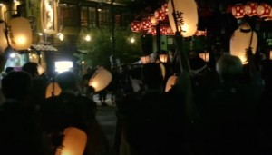 会津田島祇園祭 2016年の日程と見どころ