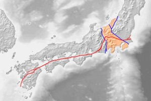 熊本震度7の地震でにわかに注目される中央構造線とは?