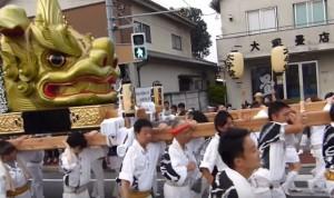 野田みこしパレード 2016年の日程と見どころ
