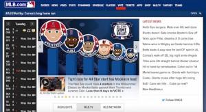 大リーグ(MLB)オールスター@日本からイチローに投票する方法