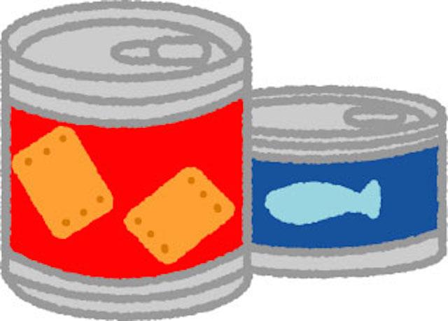 非常食でおすすめ・人気の缶詰は?楽天市場で調べてみました