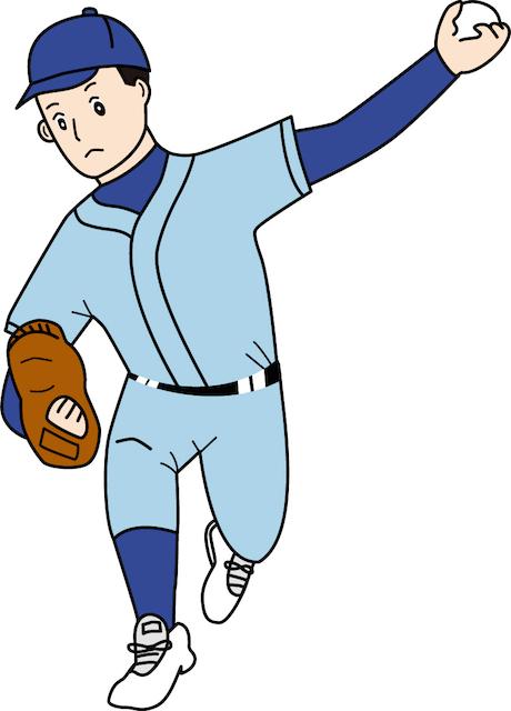 野球の左投手をサウスポーというのはなぜ?語源と由来を調べてみました