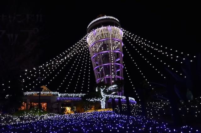 湘南の宝石 バレンタインアイランド江の島 2016〜2017年の日程と見どころ