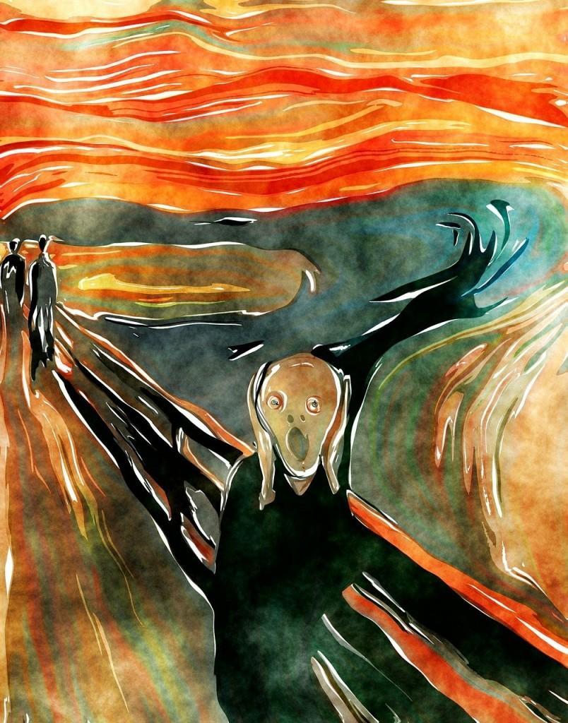 「ムンクの叫び」名画の隠された意味と秘密を解説します
