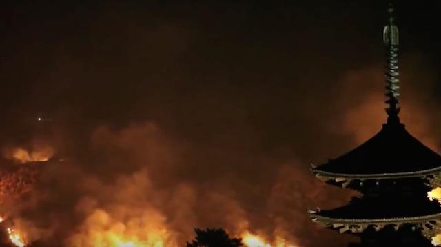 若草山の山焼き 2017年の日程と見どころ