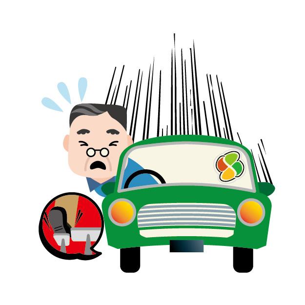 高齢者ドライバーのアクセルとブレーキの踏み間違いはなぜ起きる?その原因と対策をわかりやすく解説