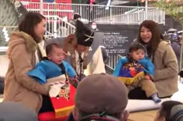 長崎平戸の子泣き相撲 2017年の日程は?あなたの赤ちゃんも参加できますよ!!