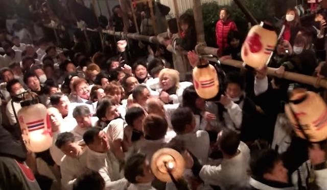 尾鷲ヤーヤ祭り 2017年の日程と見どころ