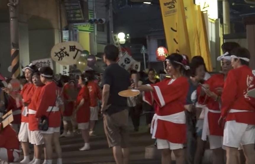 三原やっさ祭り 2017年の日程と見どころ