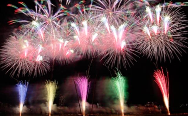 エキサイティング花火2018 第43回江戸川区花火大会の日程と見どころ、有料席、穴場スポットも調べてみました