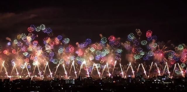 長岡まつり大花火大会2018年の日程と見どころ 交通アクセス、駐車場、穴場情報も調べてみました!