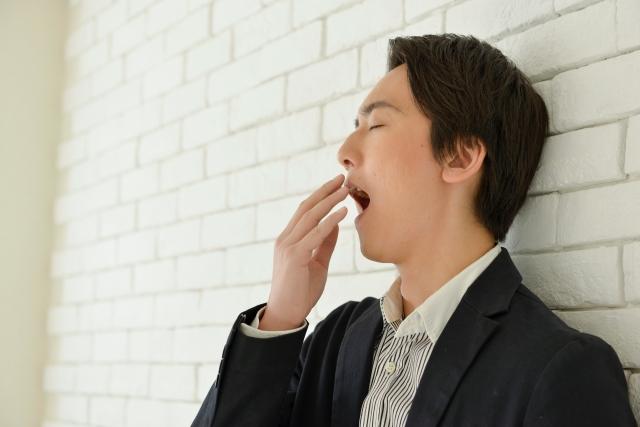あくびの原因はストレス?病気?眠くないのにあくびが出る理由とは?