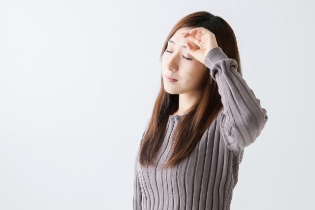 顔汗がひどい女性の悩みを解決!原因は更年期によるホットフラッシュかもしれませんよ!