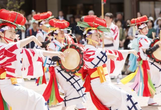 盛岡さんさ踊り2018年の日程と見どころ 交通アクセス、駐車場、有料観覧席情報も紹介します!